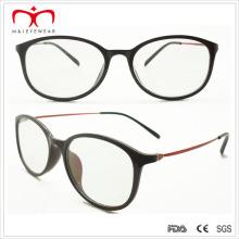 Tr90 Gafas de lectura de las señoras con el marco redondo (8056)