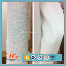 Stock PU/TPU Laminated Terry Cloth Waterproof Mattress Cover Fabric Wholesale