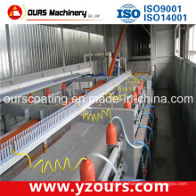 Electrophoretic Painting Line with Advanced Painting Machine