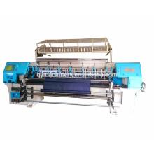 multi needle chain stitch computer quilting machine