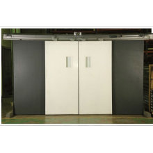 CN Sistema de puertas industriales