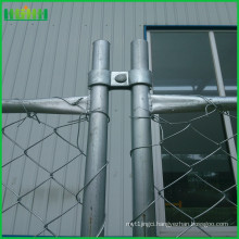 ce approved and tuv certification temporary fence construction panels factory