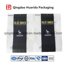 Garment Plastic Packaging Stand up Bag with Colourful Printing