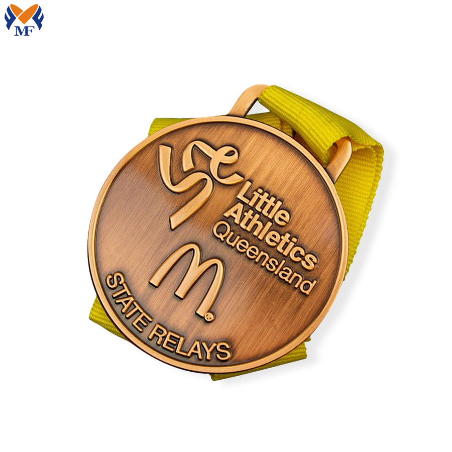 Sports Copper Medals