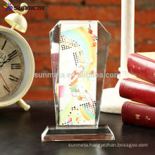 lastest design Sublimation crystal made in china yiwu hot sale