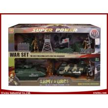 DIY Spielzeug Military Sets Jungen Spielzeug