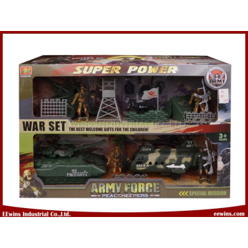 DIY Toys Military Sets Boy′s Toys