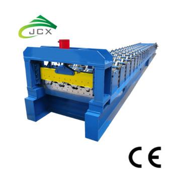 Baldosas de acero galvanizado que hacen la máquina