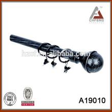 Black Curtain Track/Drapery Hardware/Metal Drapery Rod