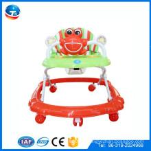 Самые продаваемые детские ходунки с игрушками и музыкой / дешевые вращающиеся детские ходунки