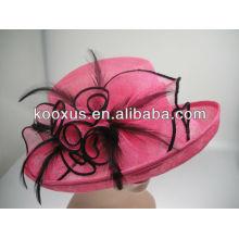 Оптовые и розничные продажи фасона шляпок Sinamay