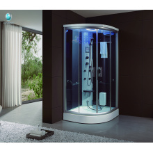 K-713 China manufacture sanitary ware shower room, corner steam room, steam room for sale