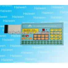 front panel membrane switch manufacturer and supplier