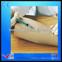 Advanced Life-size Plastic Medical Intraadermal Injection Training Bras bras mannequin