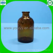 50ml Amber Moulded Vial