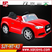 Battery operated Audi car toy electric baby car toys with light & music Ride On Car HT-A3