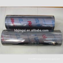 Clear soft pvc sheet rolls