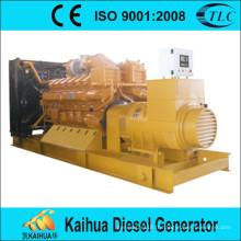 Groupe électrogène diesel 1000kva moteur célèbre de la marque jichai chinois