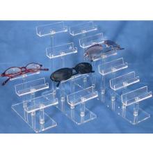 Acrylic Glass Display Rack