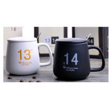 Taza personalizada de la taza, modelo al por mayor 11oz Taza de cerámica promocional