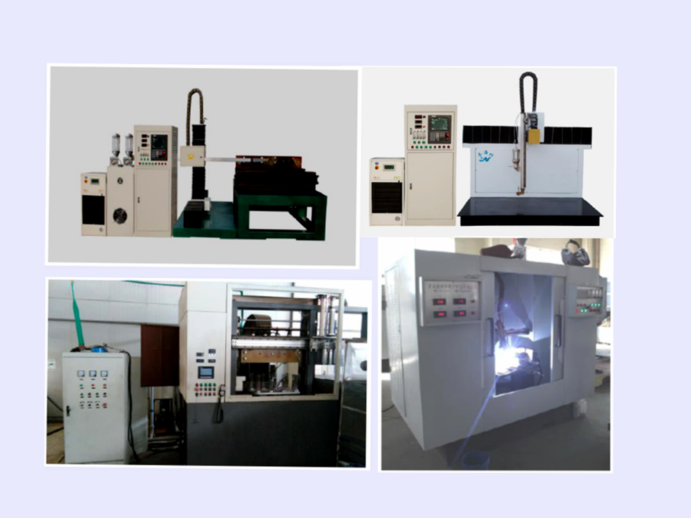 Plasma Transfer Arc Welding Machines