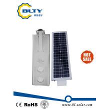 20W Intergrated luz de calle solar