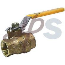 бронзовый шариковый клапан