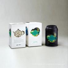Té personalizado puede caja de embalaje de regalo
