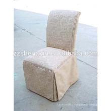 Chaise de banquet moderne Hôtel Chaises de salle à manger en bois