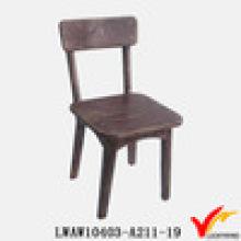 Cadeira de madeira francesa do restaurante do dever pesado