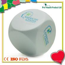 Würfel Form Würfel Büro Sport Stress Ball