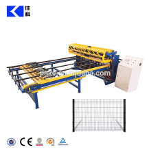 China linha de produção de aço inoxidável do painel de engranzamento do metal da cerca de segurança
