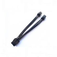 Câble d'adaptateur secteur Y-Splitter 8 broches vers 2 x 6 broches PCI-E