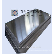Good quality mill finish 3004 H18 aluminum sheet China manufacturer