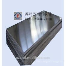 Хорошее качество мельницы 3004 H18 алюминиевый лист Китай производитель