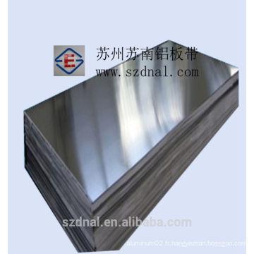 Feuille d'aluminium 3004 H18 d'usine de qualité supérieure Chine fabricant