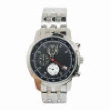 Mode-neue Art-heißer Verkaufs-Edelstahl-automatische Uhr-Männer Handgelenk Staninless-Stahl-Uhr