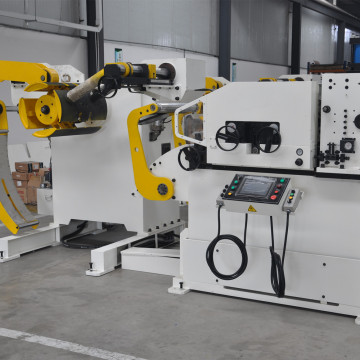 Servo Coil Straightener Feeder