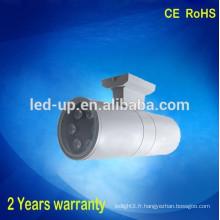 Haute qualité chaud blanc extérieur IP65 haut et bas conduit applique murale