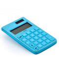 8 dígitos de mini bolsillo Super Slim calculadora