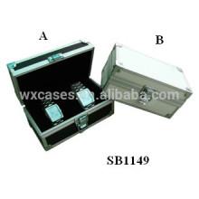 алюминиевые ящики часы оптом для 2 часы из Китая завода