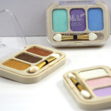 Hot Sell 3 Color Shimmer Eyeshadow Sets