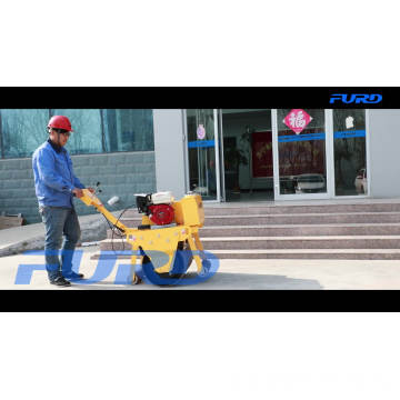 Economical Small Mini Single Drum Road Roller For Sale FYL-600 Economical Small Mini Single Drum Road Roller For Sale FYL-600