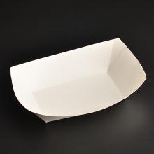 Чистая и удобная в обращении разлагаемая обеденная тарелка