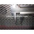Máquina de malha de metal de aço inoxidável de alumínio perfurado