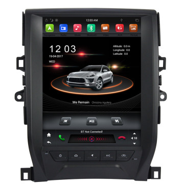 Tesla Android Car Radio 2 Din REIZ 2010-2013