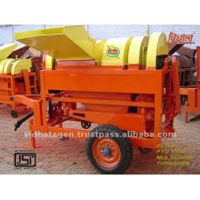 Multi function crop threshers for wheat