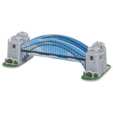 Мост Sydney Harbour 3D головоломка