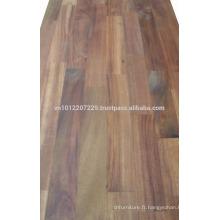 Acacia Panneau stratifié / panneau / plan de travail / comptoir / dessus de table