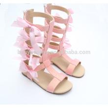 Chaussures blanches pour bébé Chaussures pour bébés Chaussures amoureuses Sandale pour fille enfant enfant MOQ150